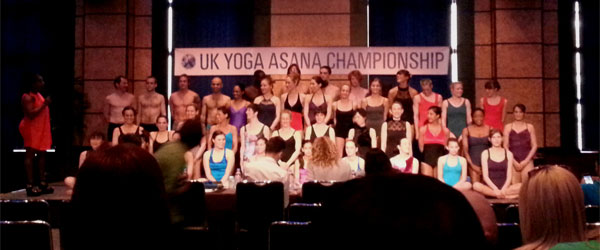 Yoga in the Olympics