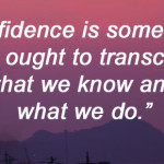 Empowering quotes about confidence by Barbara De Angelis