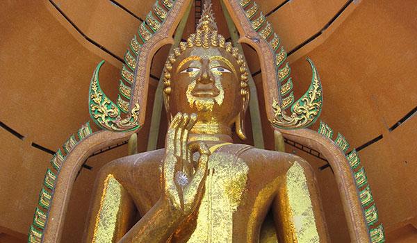 Buddha, Thailand
