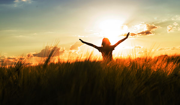 Mindfulness sky