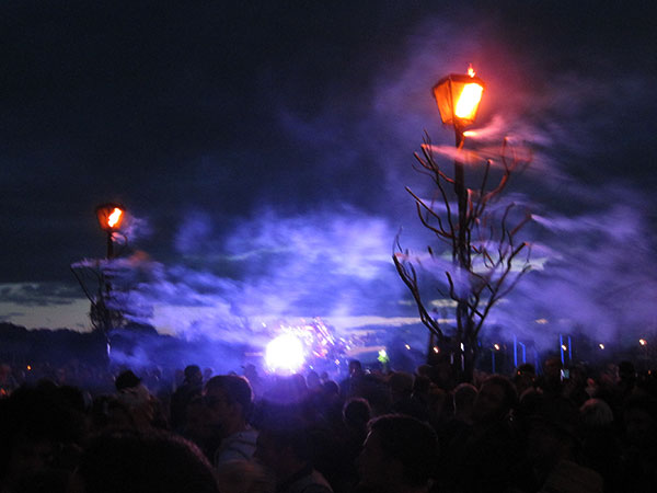 Arcadia Glastonbury Festival