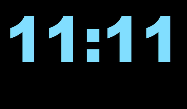 The significance of seeing 11:11 — what does it mean?