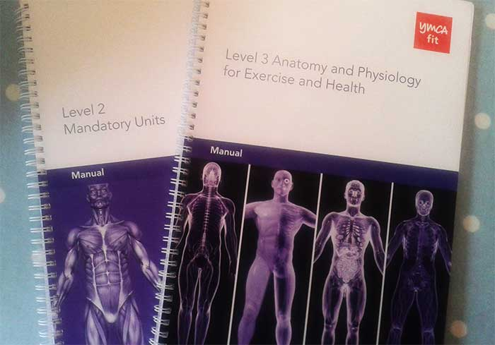 YMCA Fit training manuals