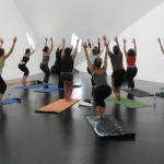 My experience teaching yoga after my Yoga professionals teacher training
