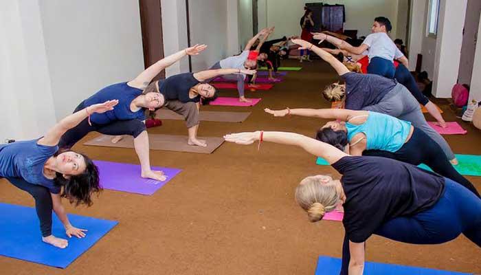 Yoga teacher training in India, Rishikesh
