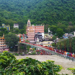 My first day in the holy town of Rishikesh in pictures