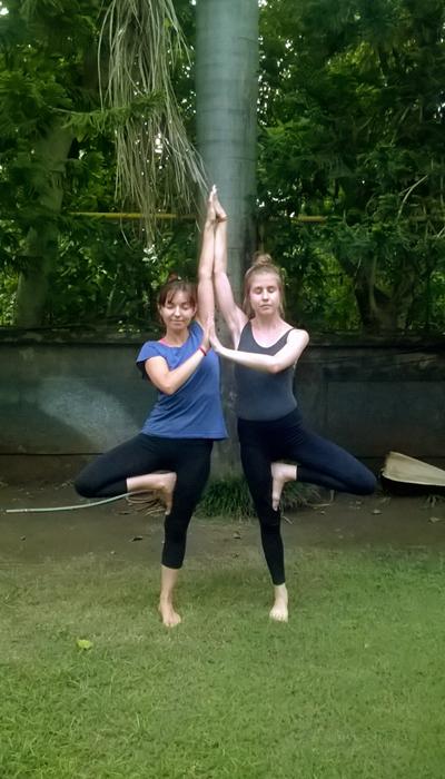 double-tree-pose