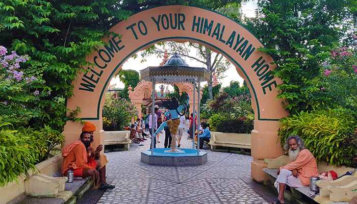 Welcome to your Himilayan home