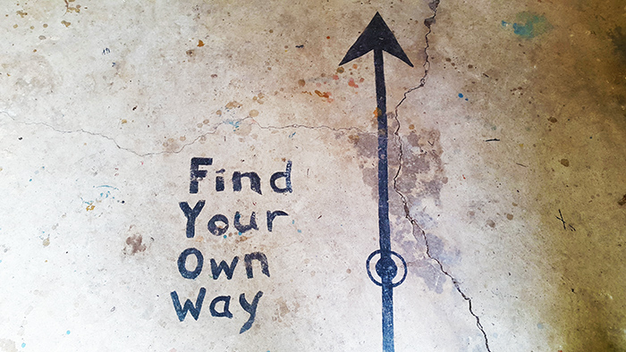 find-your-own-way