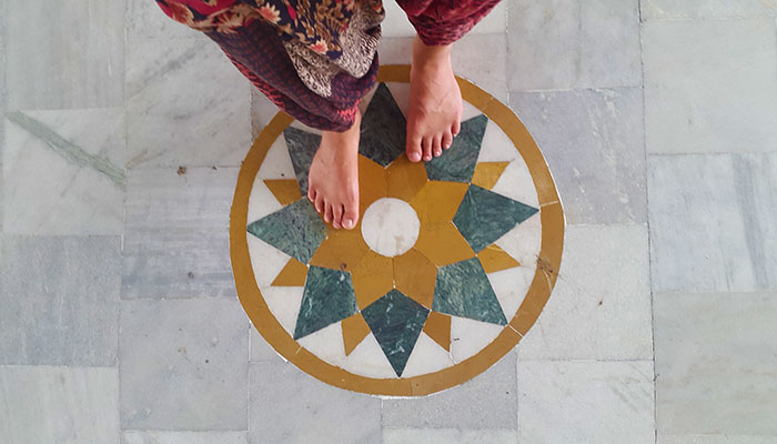 walking-on-a-temple-floor