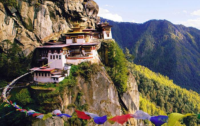 Bhutan-Paro
