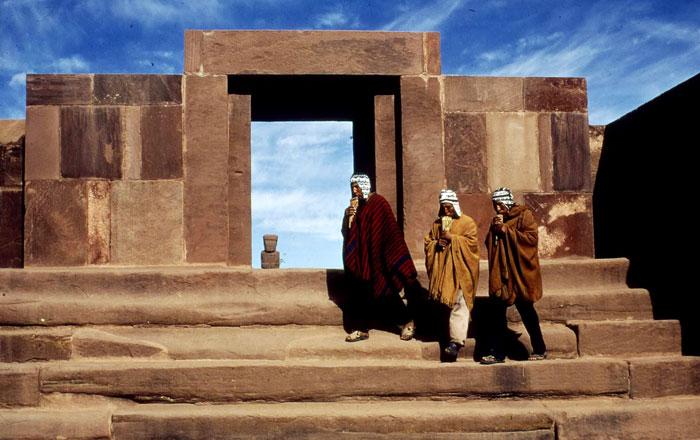 Bolivia-Tiwanaku