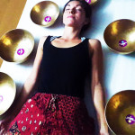 My Indian sound healing session with Tibetan singing bowls