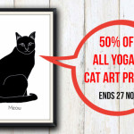 Black Friday weekend sale — 50% off all art prints