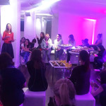 A fantastic evening of pilates, smoothie making, and nutrition at the Oxo Tower