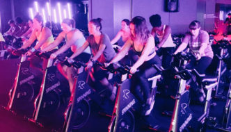 10 photos from the Fitness First London bloggers event