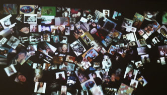 Selfies, diary writing, and creating our lives with words