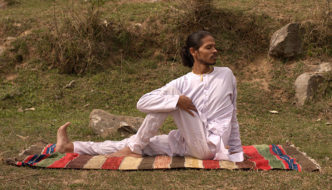 Do I have to go to India for the 'real' yoga experience?