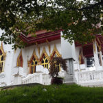 Exploring London: 15 photos of the Thai Buddhist temple in Wimbledon