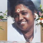 All night hugs, mantras and meditating with Amma
