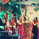 London's magical folk ensemble Tell Tale Tusk launch their album Through the Morning
