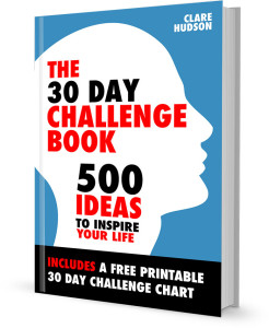 The 30 Day Challenge Book Thumbnail