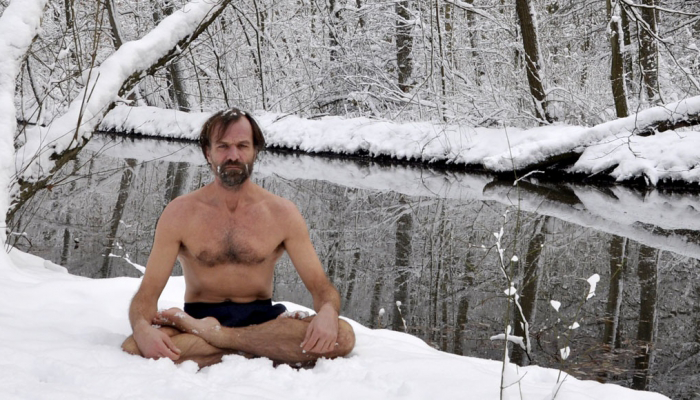 Wim Hof breathing exercise explained in 6 steps