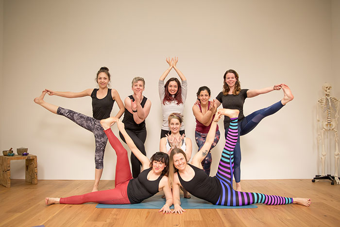 My 4 Day Hands On Yoga Anatomy Immersion With Jennilee Toner And